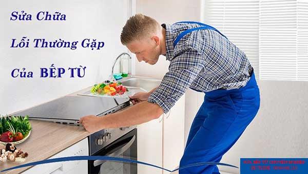 sửa bếp từ tai nam từ liêm với các lỗi thường gặp